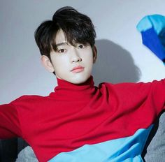박진영 Park Jin Young #GOT7 | Share a sofa with you