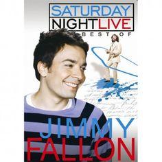 Saturday Night Live: The Best Of Jimmy Fallon DVD