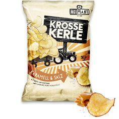 HeiMart Chips Krosse Kerle packaging