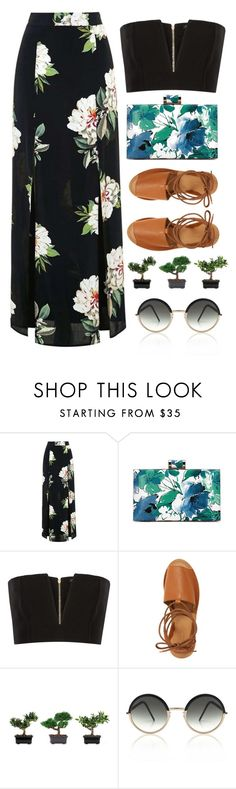 """""""Perfect Strangers (Please Read)"""" by lovefashionxxxxxx ❤ liked on Polyvore featuring Topshop, Balmain, Nearly Natural and Cutler and Gross"""