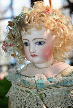 French Fashion Lady 1870