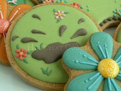 Peppa Pig Cookies HoneyCatCookies