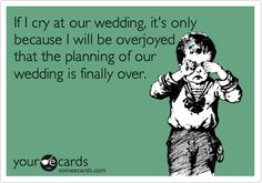 Trendy Ideas For Wedding Planning Stress Humor Stress Humor, Stress Funny, Free Wedding, Plan Your Wedding, Wedding Tips, Trendy Wedding, Wedding Themes, Wedding Colors, Diy Wedding