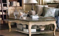 .: WOODHOUSE eShop :. Corner Furniture, Solid Pine, Entryway Tables, France, Interiors, Country, Coffee Tables, House, Collection