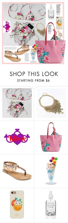 """""""Klivielicious"""" by natalyapril1976 on Polyvore featuring Vera Bradley, Penny Loves Kenny, Kate Spade and Herbivore"""