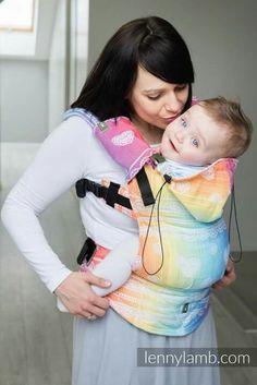 LENNYLAMB Rainbow Lace - (original light)