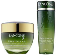 Lancome Energie de Vie Dullness Relief & Energy Recharge Skincare