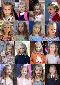 Princess Of Spain, Tsar Nicholas Ii, Estilo Real, Spanish Royal Family, Marilyn Monroe Photos, Queen Letizia, Kids Wear, Kids And Parenting, Kids Fashion