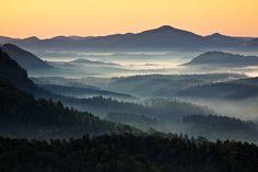 Early Morning by Martin Rak, via 500px