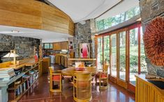 Frank Lloyd Wright spent 70 years designing homes and structures unlike anything that had ever been built. His organic style of architecture inspired the Prairie School movement that became popular in the Midwest during the late 1800s and early 1900s.One of Wright's notable homes—the Sol Friedman House—is currently on the market for $1.5 million. The [...]