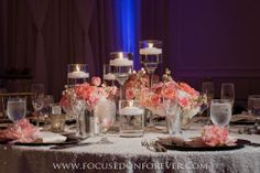 #focusedonforever #tabledecor #weddingdecor #marcoislandwedding