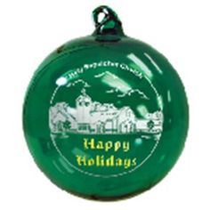 Give holiday gifts with a personal touch. These Hand Blown Glass Ornaments come in a variety of vibrant colors and are all made by hand. Each ornament is individually packaged in a protective gift box.   Available in 5 colors, Price includes 1 color, 1 location screen print, Up to 4 color screen print is available for an additional charge
