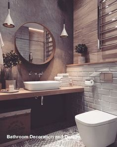 Fun Fifteen Bathroom Décor and Design Ideas 01 - #Bathroom #Decor #Design #Fifteen #Fun #Ideas