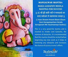 Shreedhar Vedic Mantras, Hindu Mantras, Moola Mantra, Gayatri Mantra, Sanskrit Mantra, Hindu Rituals, Shree Ganesh, Devotional Quotes, Om Namah Shivaya