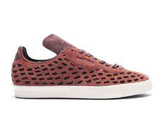 Adidas Samba Super Shield - Fox Brown / Clear Brown / Night Red   Shoes   Football Fashion Blog