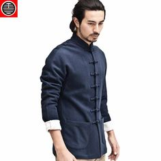 Husenji New Chinese Style Casual Tang Suit #Chinese #China #ChineseCulture