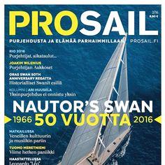 Pro Sail 2/2016 - 20th May 2016  Uusin numero ilmestynyt! New issue out now!  #prosail #prosailmagazine #purjehdus #purjehdusta #magazinecover #purjevene #purjehduskisa #prosail_2_2016 #purjehduslehti #lehtipurjehtijalle #aikakauslehti #erikoislehti #erikoisaikakauslehti #purjehdusmedia #printtimedia #digilehti #sailforgood #style #design #sailing #yachting #sailboat #kansikuva by prosailmagazine