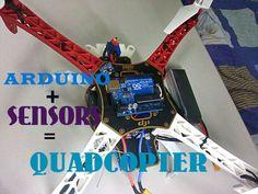 Picture of DIY ARDUINO FLIGHT CONTROLLER