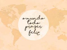 Poster - Mundo I