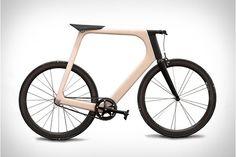 Arvak bicycle by Keim Design Studio