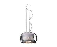 """Závěsné svítidlo """"Crystal IV"""", Ø 28, výš. 136 cm"""