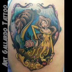 Ink monsters inc and tattoos and body art on pinterest for Ink fiends tattoo whittier