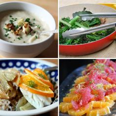Are you feeling the need to eat healthier after over indulging this holiday season? 20 Delicious Recipes Using Winter Fruits and Vegetables...
