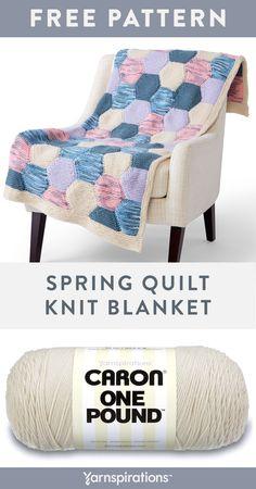 Tunisian Crochet Patterns, Loom Knitting Patterns, Lace Knitting, Knitting Designs, Knitting Projects, Knitting Tutorials, Crochet Granny, Vintage Knitting, Crochet Lace