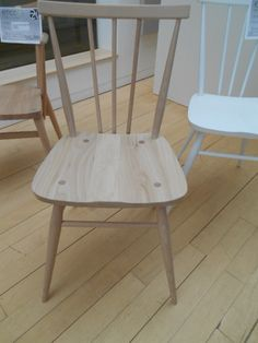All purpose chair in Clear