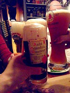 ドイツビールで乾杯!