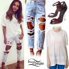 Jade Thirlwall | steal her style Here's the website to see all of you fav celebs http://stealherstyle.net
