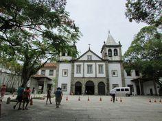 MarinaFGO: Mosteiro de São Bento. Igreja Nossa Senhora de Montserrat. Séc XVII