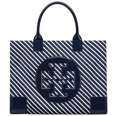 3c4baa339051ec Visit Tory Burch to shop for Ella Stripe Tote and more Womens Totes. Find  designer shoes