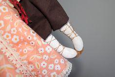Блог Мои любимые игрушки. Анна Балябина, авторские куклы и игрушки: Марья и Елисей