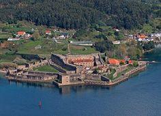Castillos de Ferrol - Galicia
