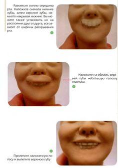 Полезное о лепке лиц. Обсуждение на LiveInternet - Российский Сервис Онлайн-Дневников