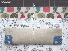 ごみポの作り方 - *chouchou* Blog Categories, Blog Entry, Handmade Bags, Sewing Crafts, Sunglasses Case, Pattern, Coin Wallet, Shopping, Coin Purse Tutorial
