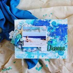"""Mixed media canvas """"Dream"""""""