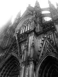A dedication to Gothic cathedrals and architecture. Gothic Castle, Gothic House, Gothic Cathedral, Art Et Architecture, Beautiful Architecture, Gothic Art, Victorian Gothic, Duomo Milano, Gothic Buildings