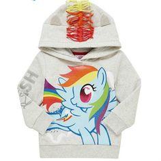 Lasten My Little Pony huppari