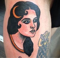 Tattoo by Edek Qwerty