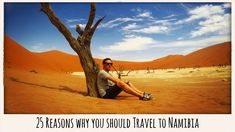 The best places to visit in Namibia featuring the Namib Desert, Kalahari, Swakopmund, Dune 45, Lions, Elephants and Rhinos as well as free roaming Cheetahs. Come and visit amazing Africa.