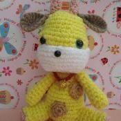 Jason giraffe crochet amigurumi free - via @Craftsy