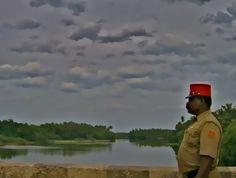 Pondi policeman, India 2007