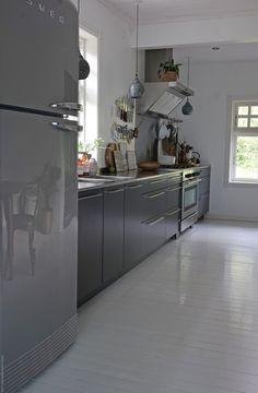 Svenngården: Kitchen