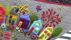 KimzSewing: Round the Garden with Wendy Williams