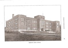 Grand Rapids Creston High School, 1922