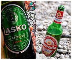 Chorwacja - Brela Croatia - Brela #chorwacja #brela #croatia #plima #lager #zlatorog #hrvatska #republika #ontheseaside #rivierjamakarska #riwieramakarska #drink #piwo #lasko #karlovacko #beer #beeroclock #piwo #browar #plaza