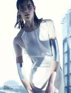 Marcus Ohlsson Shoots Icy Style for Scandinavia S/S/A/W 2013   Fashion Gone Rogue: The Latest in Editorials and Campaigns
