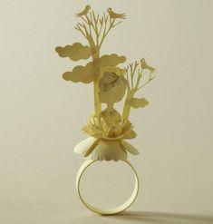 papercraft ring